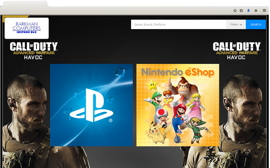 Playstation Network and Nintendo eshop